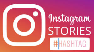 how to use hashtags on instagram stories youtube