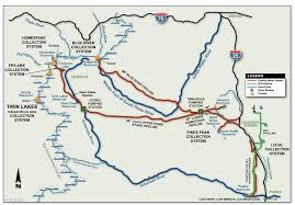Colorado Springs Colorado Map by Behold The Behemoth
