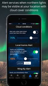 Northern Lights Michigan Forecast Northern Lights Forecast U0026 Aurora Borealis Alerts On The App Store