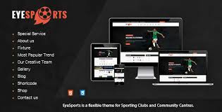 eye sports fixtures and sports html template by eyecix themeforest