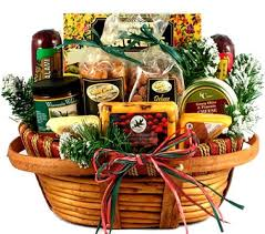 food basket gifts great healthy food basket ideas for giving out to co workers