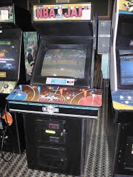 Nba Jam Cabinet Coinop411 Auction Results