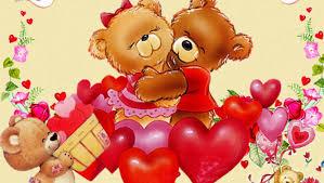 valentines bears valentines 34 desktop background hdlovewall