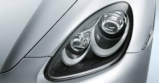 porsche cayenne headlights porsche reworks cayenne headlight locking system 9 magazine