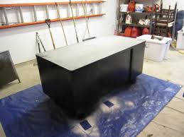 How To Refinish Desk Refinishing A Steelcase Tanker Desk Guide Houston Furniture