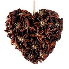 love this so much star anise heart by lindsay interiors