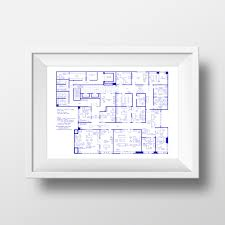Fantasy Floor Plans Mad Men Sterling Cooper Offices 22nd Floor Black Fantasy