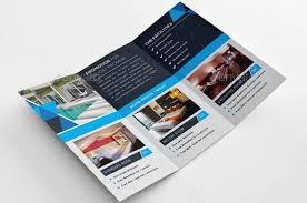 contoh desain brosur hotel 3 contoh desain brosur karya desain batik