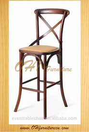 Cross Back Bar Stool X Back Bar High Chair X Back Bar High Chair Suppliers And