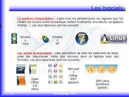 logiciel icone bureau 2009 terminologie tice 1 openoffice or g le bureau windows xp