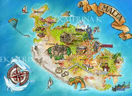 Forgotten Shore Map 36 Best Malta Images On Pinterest Malta Europe And Travel
