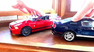 2010 mustang models review of 1 18 shelby gt500 by shelby collectibles 2010 2013