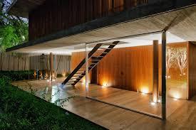 Patio Lighting Options by Gallery Of Toblerone House Studio Mk27 Marcio Kogan Diana