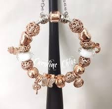 rose bracelet charm images Pandora rose collection pandora therapy pinterest rose jpg