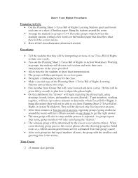 Bill Of Rights Worksheet Answers 12 Best Images Of Worksheets On Bill Of Rights Printable