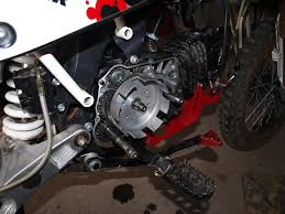 how to replace a clutch on a lifan 140