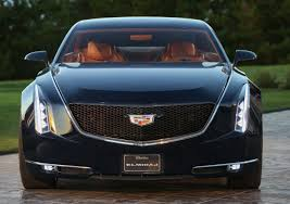 New Cadillac Elmiraj Price Four Wheeled Future The Cadillac Elmiraj Concept Car Is Not A