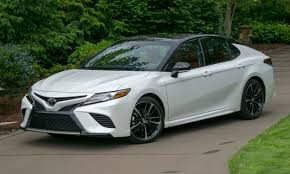 camry 2018 toyota camry first drive review autonxt