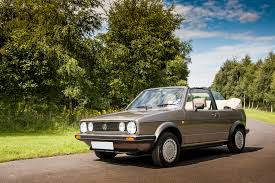 volkswagen golf 1987 1987 vw golf convertible for sale from aston workshop