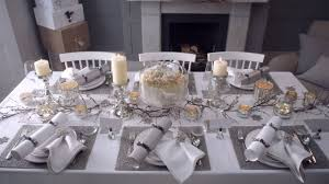 the white company how to lay a festive table youtube