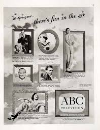 Kitchen Cabinet Abc Tv Vintage Advertising Art Tagged