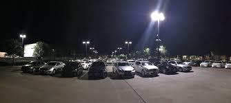 Led Parking Lot Lights Parking Lot Onor Led Lighting