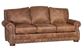 Mayo L Leather Sofa In Stallone Rawhide Furniture Market - Sofa austin