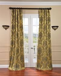 Curtain Rods French Doors Decorating Ideas Magnificent Door Accessories For Living Room