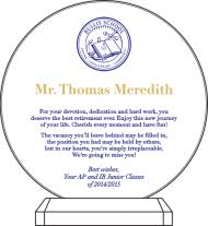 teacher retirement quotes poems and wording ideas diy awards