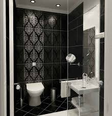 Grey And Black Bathroom Ideas Bathroom Design Black Bathrooms Modern Bathroom Ideas Tile
