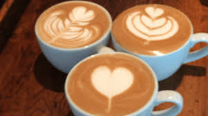 artistic coffee how to make perfect latte art with steamed milk make