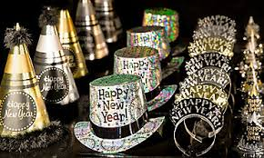 New Years Eve Decoration Party by Black Silver U0026 Gold Theme Party New Years Holiday Parties