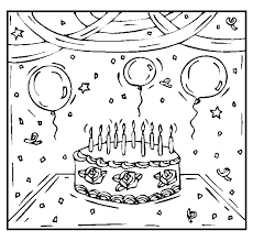 birthday boy coloring pages crayola birthday party birthday coloring pages u003e u003e disney