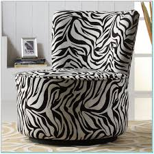 Zebra Accent Chair Black And White Zebra Print Accent Chair Torahenfamilia Com