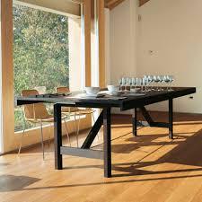 Contemporary Dining Table Contemporary Dining Table Lacquered Wood Beech Rectangular