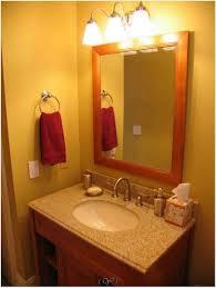 Rustic Bathroom Lighting Ideas Likable Bathroom Lighting Ideas For Small Bathrooms Triple Square