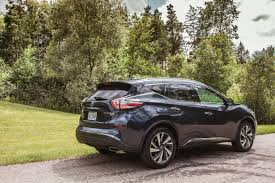 nissan murano 2017 red 2017 nissan murano review roadshow