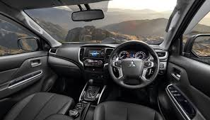 mitsubishi interior the new mitsubishi triton