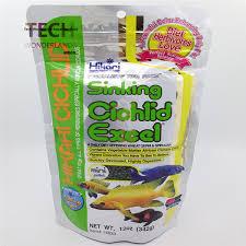 font b aquarium b font ornamental fish feed herbivores cichlids fish food hikari 342g mini jpg
