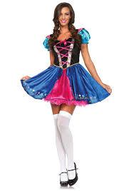Princess Anna Halloween Costume Leg Avenue Alpine Princess Costume Disney Anna Frozen Yesss