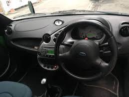 ford ka zetec luxury alloy wheels aircon perfect car in london