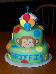 first birthday cake for baby boy decorating of party
