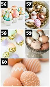 metallic easter eggs 101 easter egg decorating ideas the dating divas