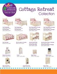 cottage retreat bedroom set cottage retreat twin poster bed