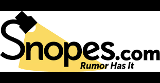 Challenge Snopes Snopes Remains A Credible Fact Checking Site So Don T Let The