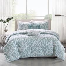 Jcpenney Comforter Sets Amazon Com Madison Park Pure Mpp10 017 Elena 5 Piece Cotton