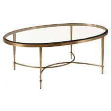 Brass And Glass Coffee Table Brass Glass Coffee Table Upholstered Low Gold Vintage And End