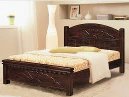 Unfinished Wood Headboards by King Size Unfinished Wooden Cal King Bed Frame With Pull Out