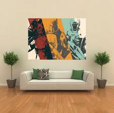 destiny pc xbox ps3 game giant wall poster art print k010 ebay destiny pc xbox ps3 game giant wall poster