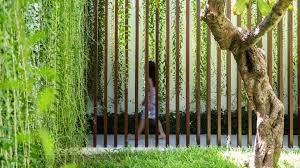 Green Plants Modern Babylon Hanging Plants Serve As Green Walls U0026 Window